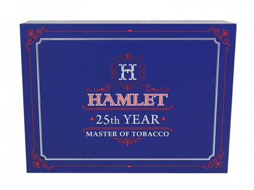 Hamlet Paredes 25th Year Anniversary Cigar Box