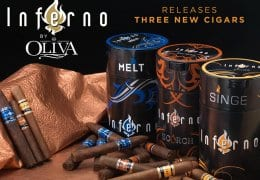 Inferno by Oliva for Famous Smoke Shop