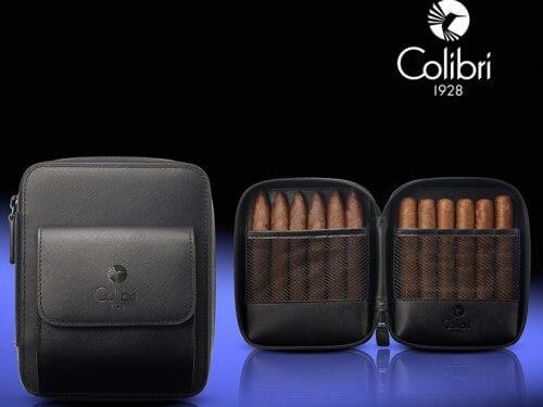 Colibri Explorer Travel Cigar Case