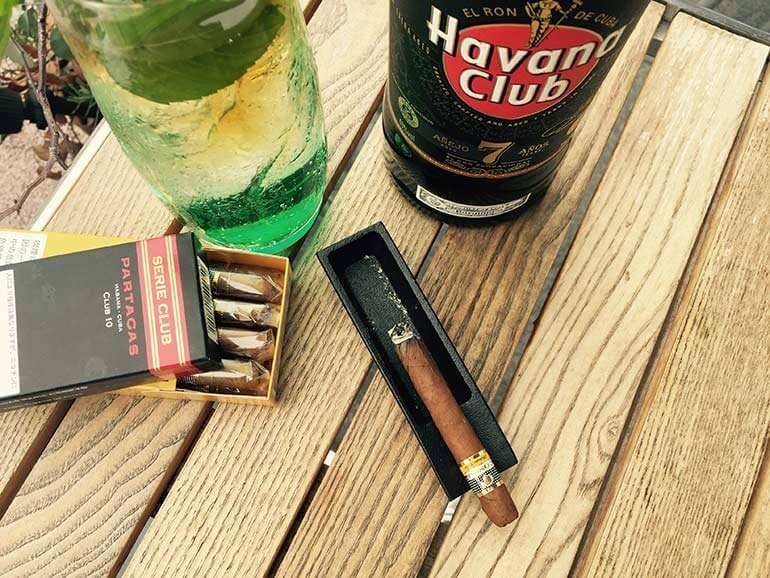 Essence of Havana Tokyo Cigars and Cocktails