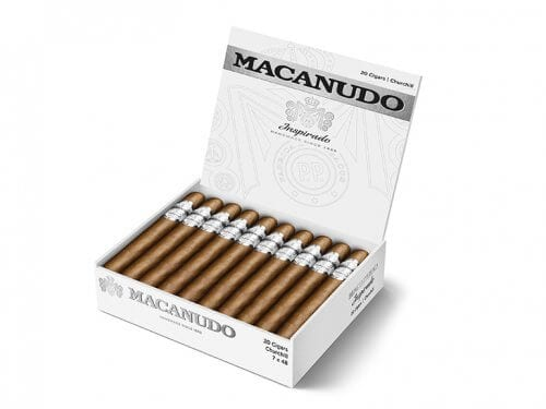 Macanudo Inspirado White Cigar Box