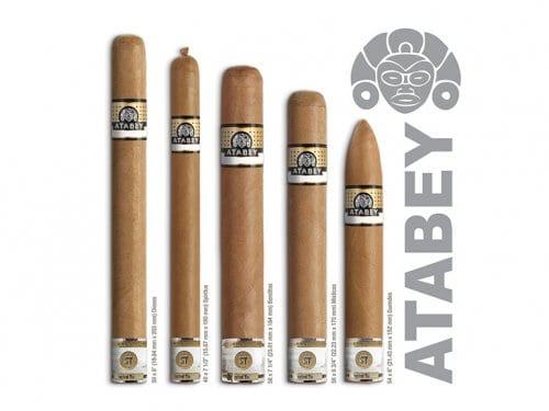 Atabey Cigars new sizes