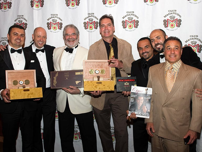 Cigar Smoking World Championship 2017 Winner USA