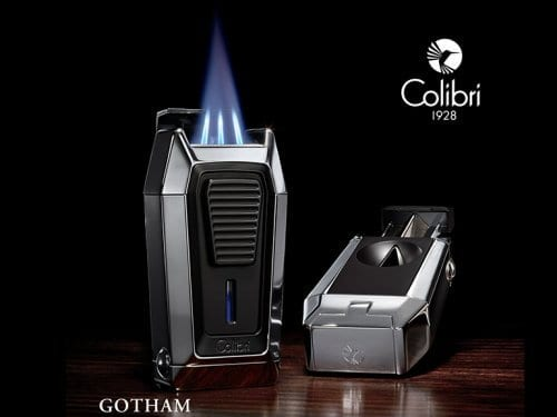 Colibri Gotham Lighter & Cutter