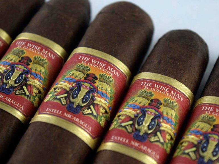 Foundation Wise Man El Gueguense Maduro