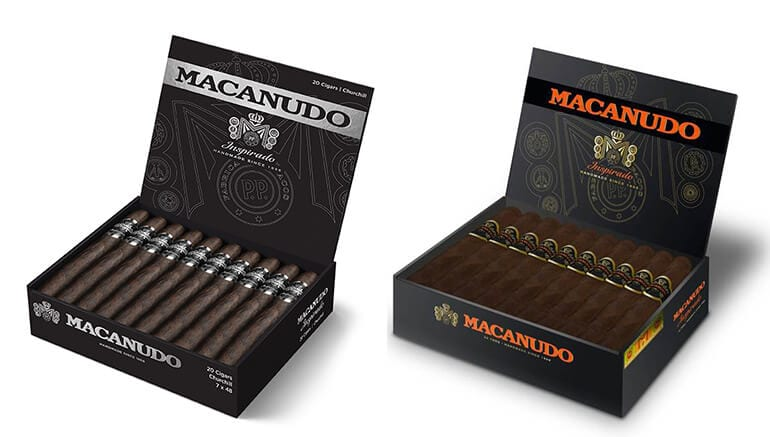 Macanudo Inspirado Black New / Old Version