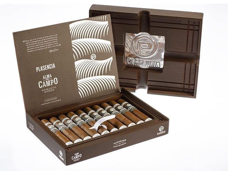 Plasencia Alma del Campo Cigar Box