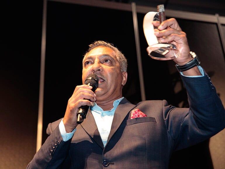 Cigar Trophy Awards Ceremony 2017: Best Value Honduras - Rocky Patel Sun Grown