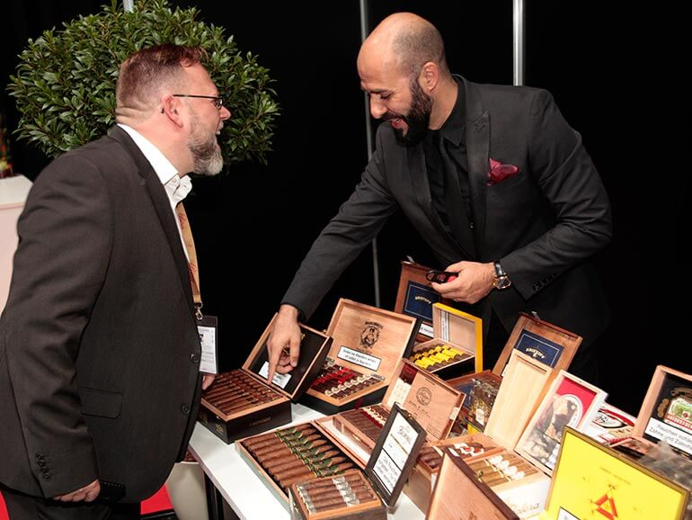 Cigar Trophy Awards Ceremony 2017