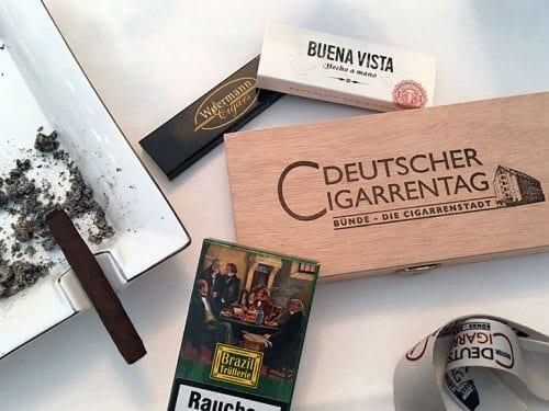 Erster Deutscher Cigarrentag 2017 in Bünde