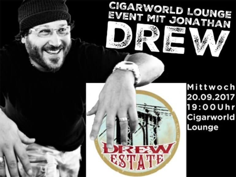 Cigarworld Lounge Jonathan Drew