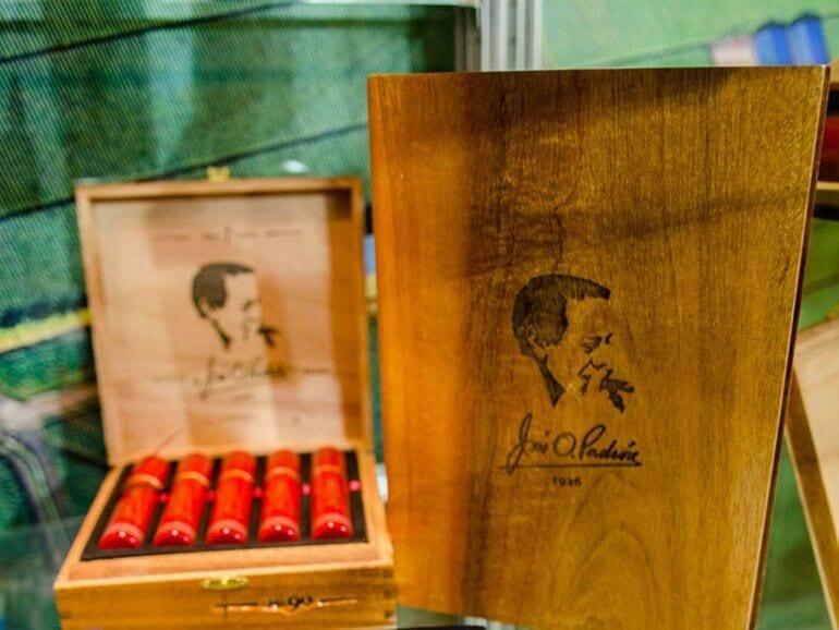 Padrón Cigars InterTabac 2017