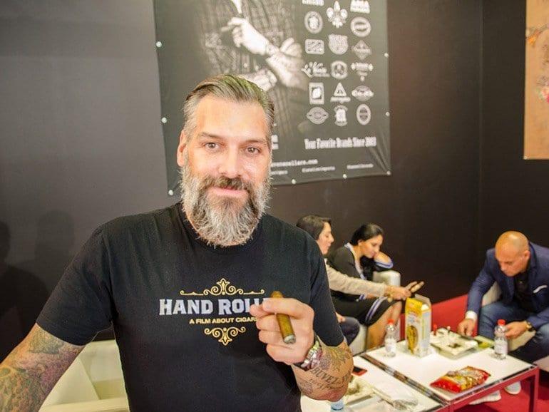 Pete Johnson Tatuaje Cigars InterTabac 2017