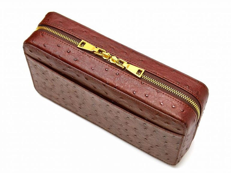 Puro Prestige Hemingway Edition Cigar Travel Case