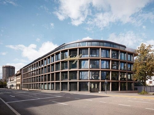 Maison Davidoff Headquarters Basel