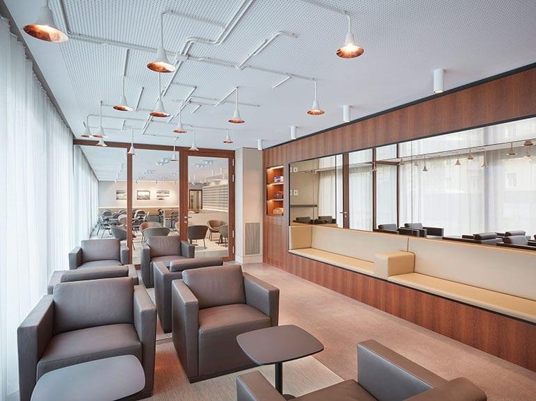 Maison Davidoff Headquarters Basel