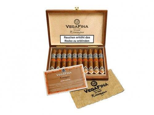 VegaFina Nicaragua Wide Edición Especial
