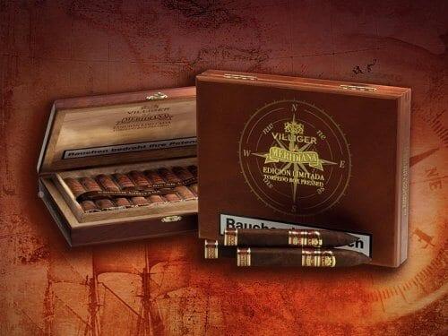 Villiger La Meridiana Torpedo Box Pressed Edicion Limitada