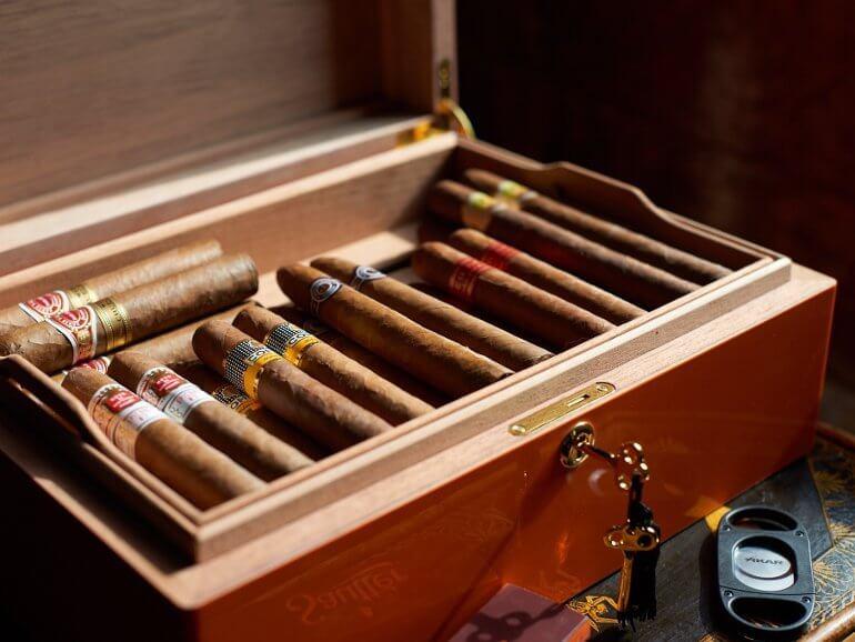 Cigar Butler Service Sautter's