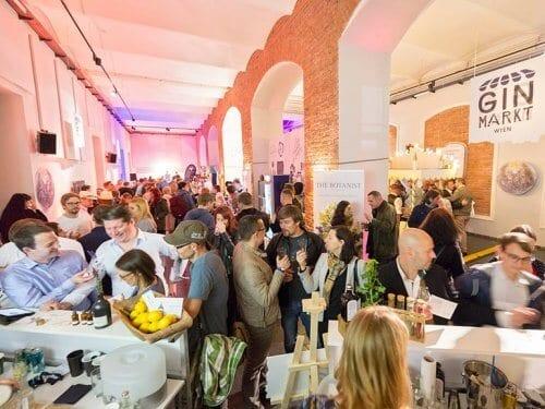 Ginmarkt Wien und Vienna Rumfestival 2017