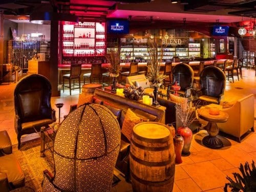 Blend Bar Indianapolist: Best Cigar Lounge 2017