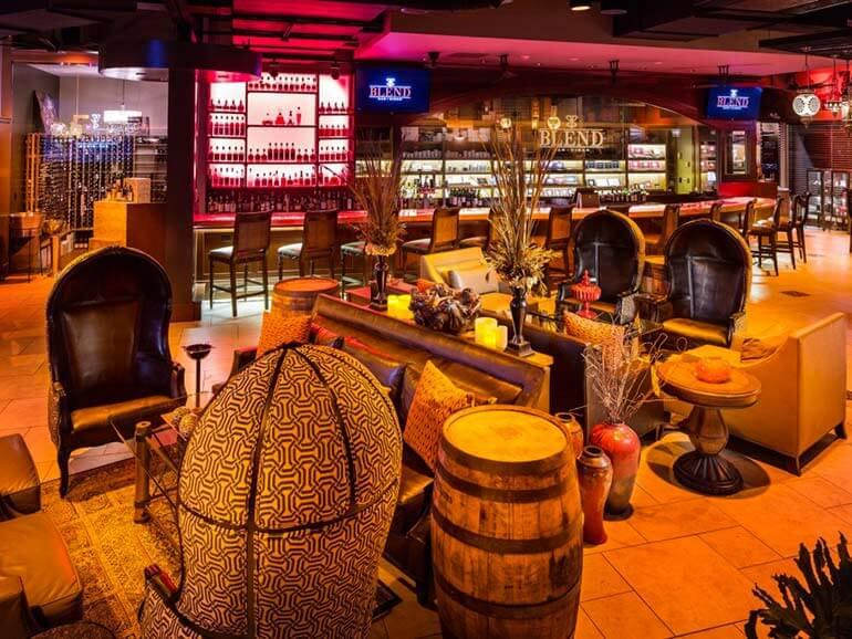 Blend Bar Indianapolist: Best Cigar Lounge 2017