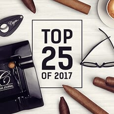 Cigar Journal Top 25 Cigars