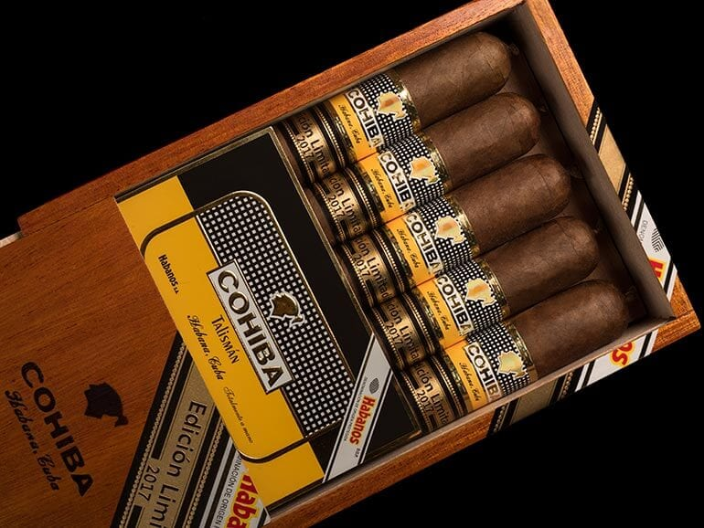 The Cohiba Talism 225 N 2017 Limited Edition Cigar Journal