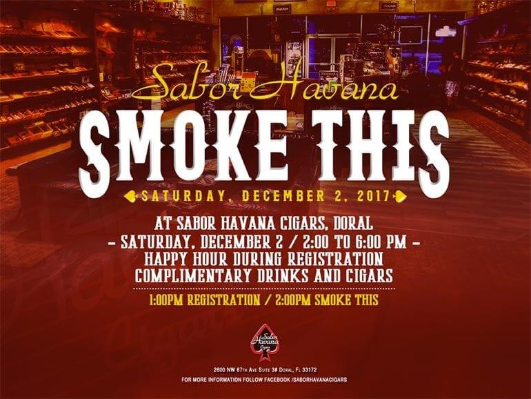 Smoke This Festival 2017 Sabor Havana