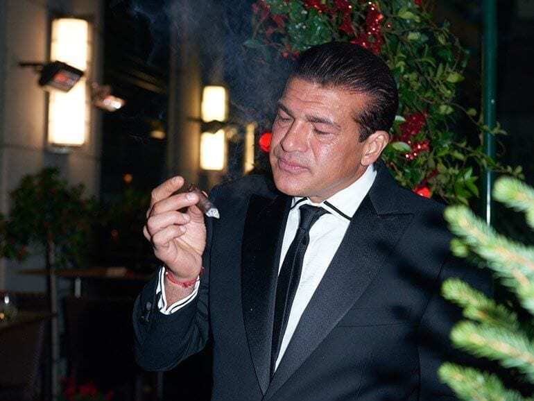 Boisdale Cigar Smoker of the Year 2017