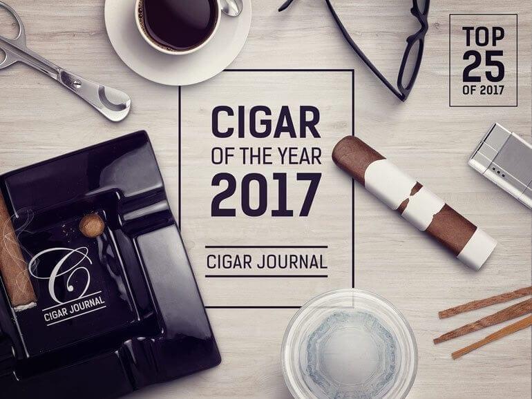 Cigar of the Year 2017: Cigar Journal