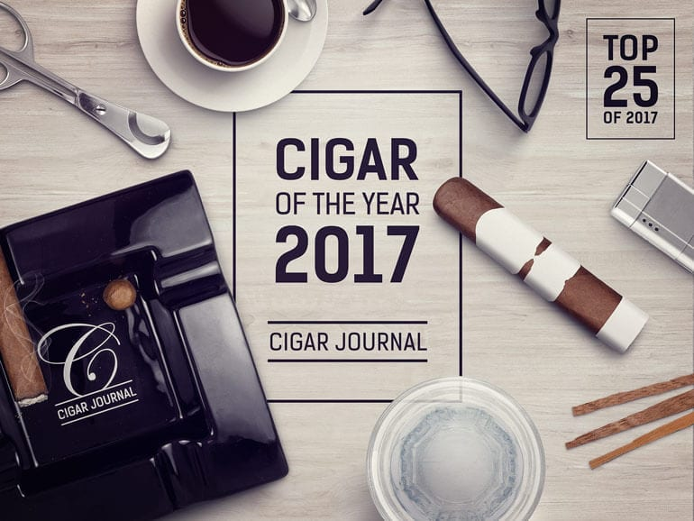 Cigar of the Year 2017: Cigar Journal