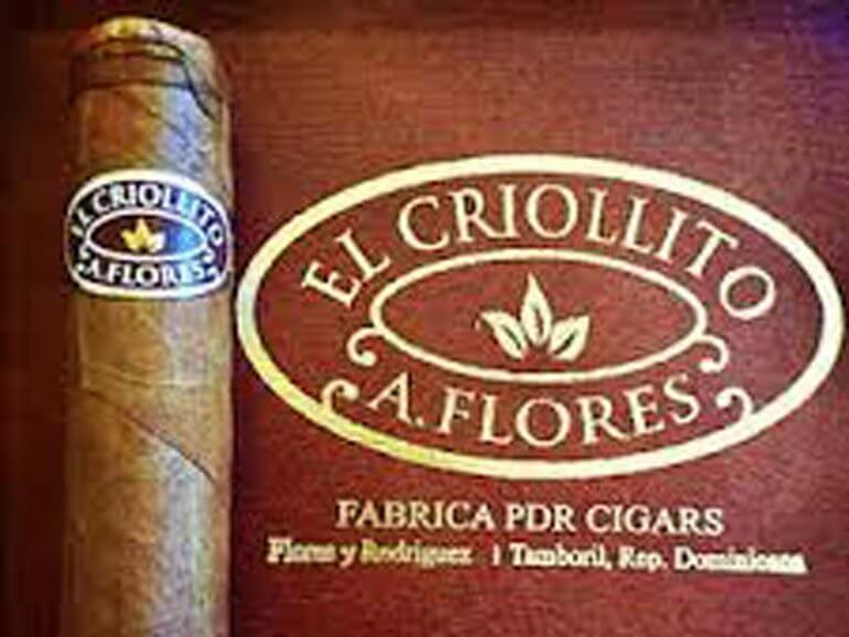 A. Flores El Criollito ist VCPÖ Cigarre des Monats