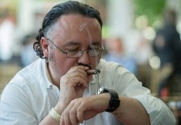 Cigar Smoking World Championship