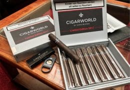 Epic Limited Edition für Cigarworld by Tabac Benden