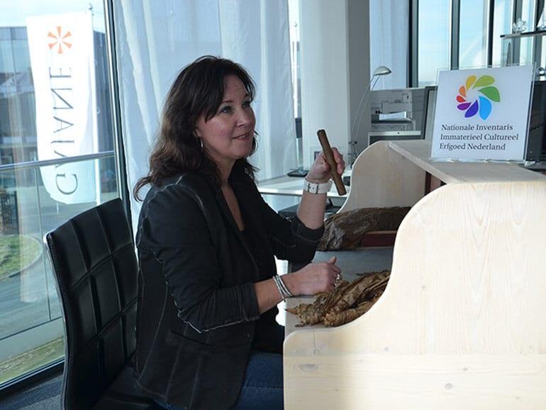 Ria Bos Nationales Kulturerbe Niederlande