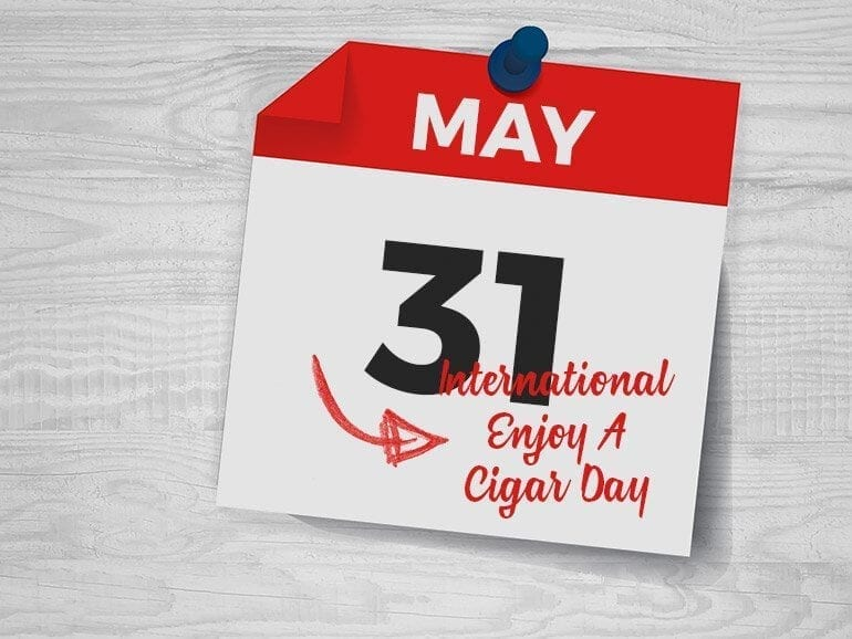 International Smoke A Cigar Day