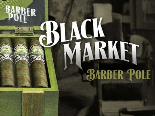 Black Market Barber Pole