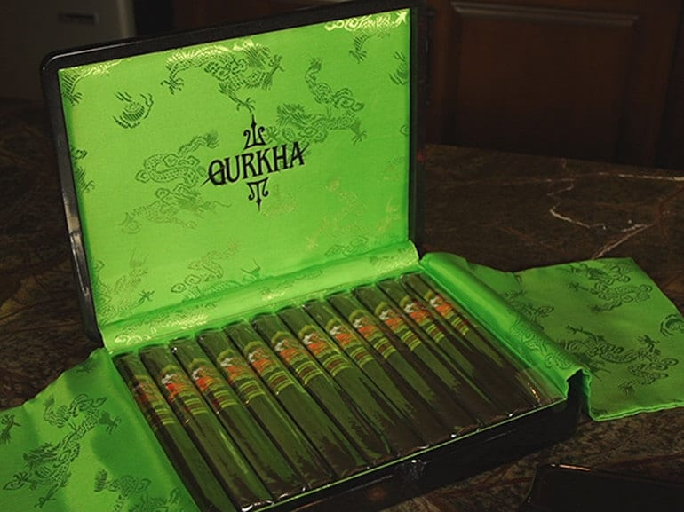 Gurkha.Lounge.Exclusive.Cigar