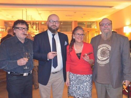 Luj Cigars und Dios Tabaccos