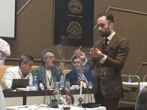 Habanos Sommelier Contest