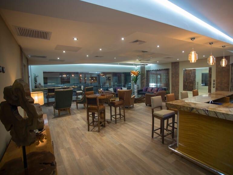 Villiger Lounge ABAM factory