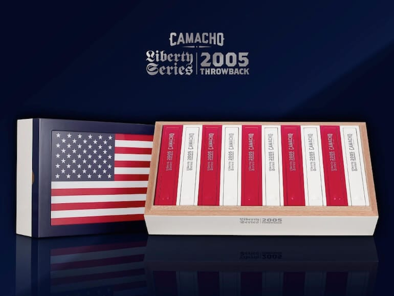Camacho Liberty 2005 Throwback
