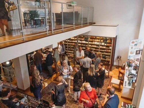 Neueröffnung Cigarrummet Stockholm
