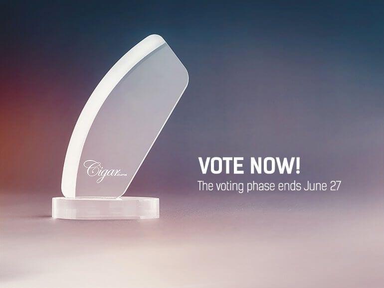 Cigar Trophy Voting End 2018