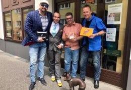 Fratello Cigars Omar de Frias Tour Germany 2018