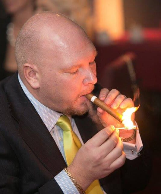 Petteri Patjas Cigar Journal Contributor