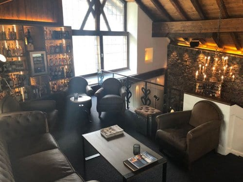 Hotel Ansitz Plantitscherhof Cigar Lounge