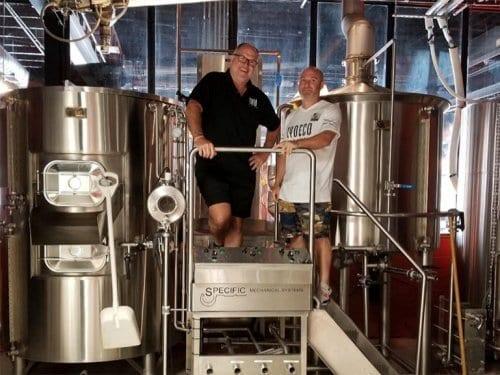 Zydeco Brew Werks Tampa
