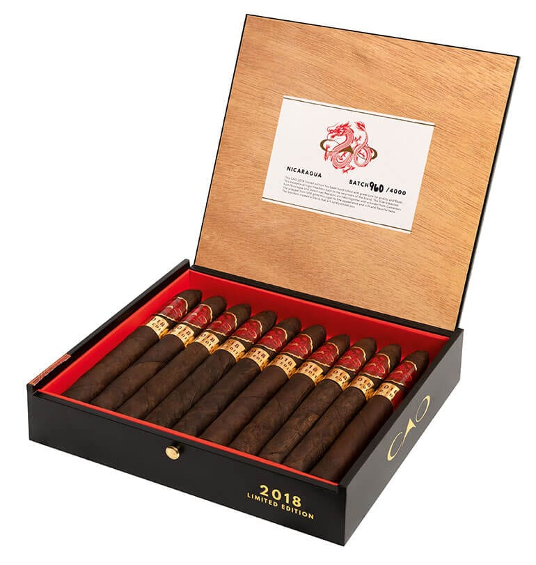 CAO Limited Edition 2018 Torpedo Asia